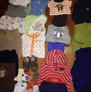Baby boy 3 months clothes